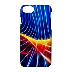 Color Colorful Wave Abstract Apple Iphone 7 Hardshell Case