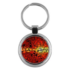 Board Conductors Circuits Key Chains (round)