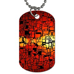 Board Conductors Circuits Dog Tag (one Side)