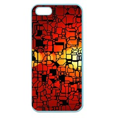 Board Conductors Circuits Apple Seamless Iphone 5 Case (color)