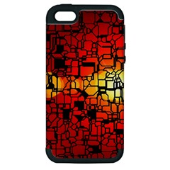 Board Conductors Circuits Apple Iphone 5 Hardshell Case (pc+silicone)