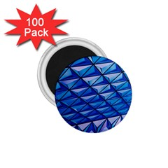Lines Geometry Architecture Texture 1 75  Magnets (100 Pack)