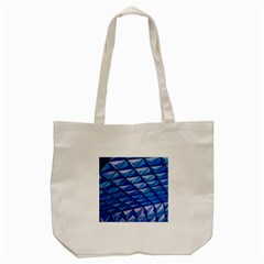 Lines Geometry Architecture Texture Tote Bag (cream)