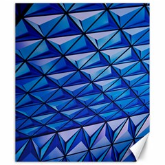 Lines Geometry Architecture Texture Canvas 20  X 24