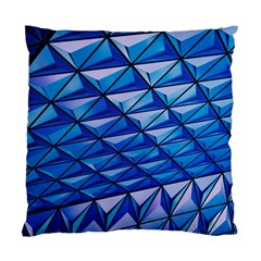 Lines Geometry Architecture Texture Standard Cushion Case (two Sides)