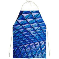 Lines Geometry Architecture Texture Full Print Aprons