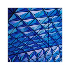Lines Geometry Architecture Texture Acrylic Tangram Puzzle (6  X 6 )