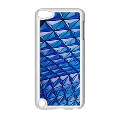 Lines Geometry Architecture Texture Apple Ipod Touch 5 Case (white)