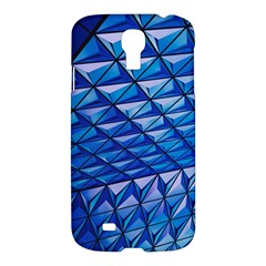 Lines Geometry Architecture Texture Samsung Galaxy S4 I9500/i9505 Hardshell Case