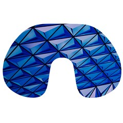Lines Geometry Architecture Texture Travel Neck Pillows