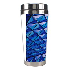 Lines Geometry Architecture Texture Stainless Steel Travel Tumblers