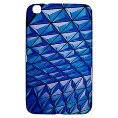 Lines Geometry Architecture Texture Samsung Galaxy Tab 3 (8 ) T3100 Hardshell Case