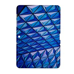 Lines Geometry Architecture Texture Samsung Galaxy Tab 2 (10 1 ) P5100 Hardshell Case