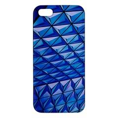 Lines Geometry Architecture Texture Iphone 5s/ Se Premium Hardshell Case