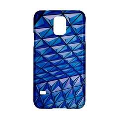 Lines Geometry Architecture Texture Samsung Galaxy S5 Hardshell Case
