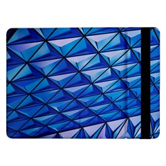 Lines Geometry Architecture Texture Samsung Galaxy Tab Pro 12 2  Flip Case