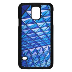 Lines Geometry Architecture Texture Samsung Galaxy S5 Case (black)