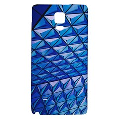Lines Geometry Architecture Texture Galaxy Note 4 Back Case