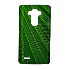 Green Lines Macro Pattern Lg G4 Hardshell Case