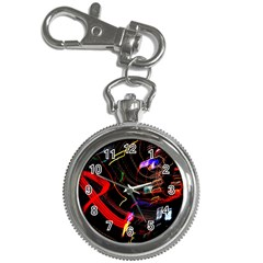 Night View Night Chaos Line City Key Chain Watches