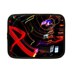 Night View Night Chaos Line City Netbook Case (small)