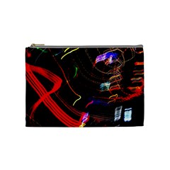 Night View Night Chaos Line City Cosmetic Bag (medium)
