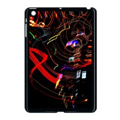 Night View Night Chaos Line City Apple Ipad Mini Case (black)