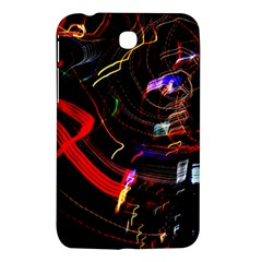 Night View Night Chaos Line City Samsung Galaxy Tab 3 (7 ) P3200 Hardshell Case