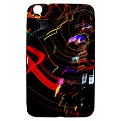 Night View Night Chaos Line City Samsung Galaxy Tab 3 (8 ) T3100 Hardshell Case