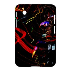 Night View Night Chaos Line City Samsung Galaxy Tab 2 (7 ) P3100 Hardshell Case