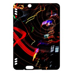 Night View Night Chaos Line City Kindle Fire Hdx Hardshell Case