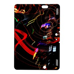 Night View Night Chaos Line City Kindle Fire Hdx 8 9  Hardshell Case