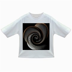 Abstract Background Curves Infant/toddler T Shirts