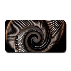 Abstract Background Curves Medium Bar Mats