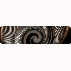 Abstract Background Curves Large Bar Mats