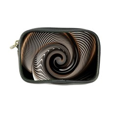Abstract Background Curves Coin Purse