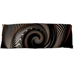 Abstract Background Curves Body Pillow Case Dakimakura (two Sides)