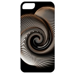 Abstract Background Curves Apple Iphone 5 Classic Hardshell Case
