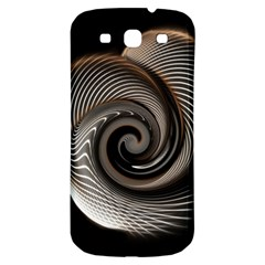 Abstract Background Curves Samsung Galaxy S3 S Iii Classic Hardshell Back Case