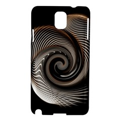 Abstract Background Curves Samsung Galaxy Note 3 N9005 Hardshell Case