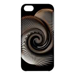 Abstract Background Curves Apple Iphone 5c Hardshell Case
