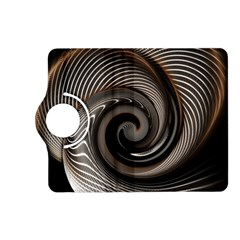 Abstract Background Curves Kindle Fire Hd (2013) Flip 360 Case