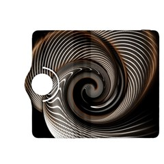 Abstract Background Curves Kindle Fire Hdx 8 9  Flip 360 Case