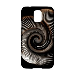 Abstract Background Curves Samsung Galaxy S5 Hardshell Case