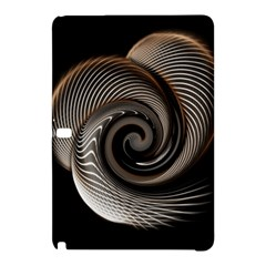 Abstract Background Curves Samsung Galaxy Tab Pro 10 1 Hardshell Case