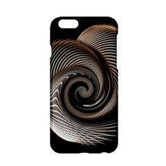 Abstract Background Curves Apple Iphone 6/6s Hardshell Case