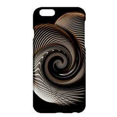 Abstract Background Curves Apple Iphone 6 Plus/6s Plus Hardshell Case