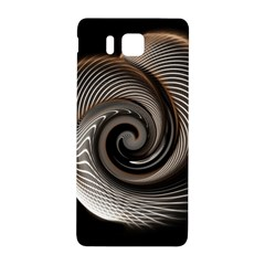 Abstract Background Curves Samsung Galaxy Alpha Hardshell Back Case