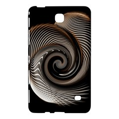 Abstract Background Curves Samsung Galaxy Tab 4 (8 ) Hardshell Case