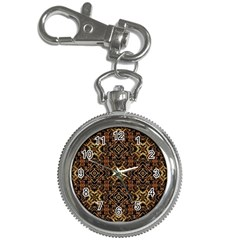 Tribal Geometric Print Key Chain Watches